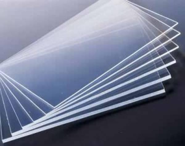 Chapa em acr lico transparente tamanho 1000 x 2000 mm for Piso acrilico transparente